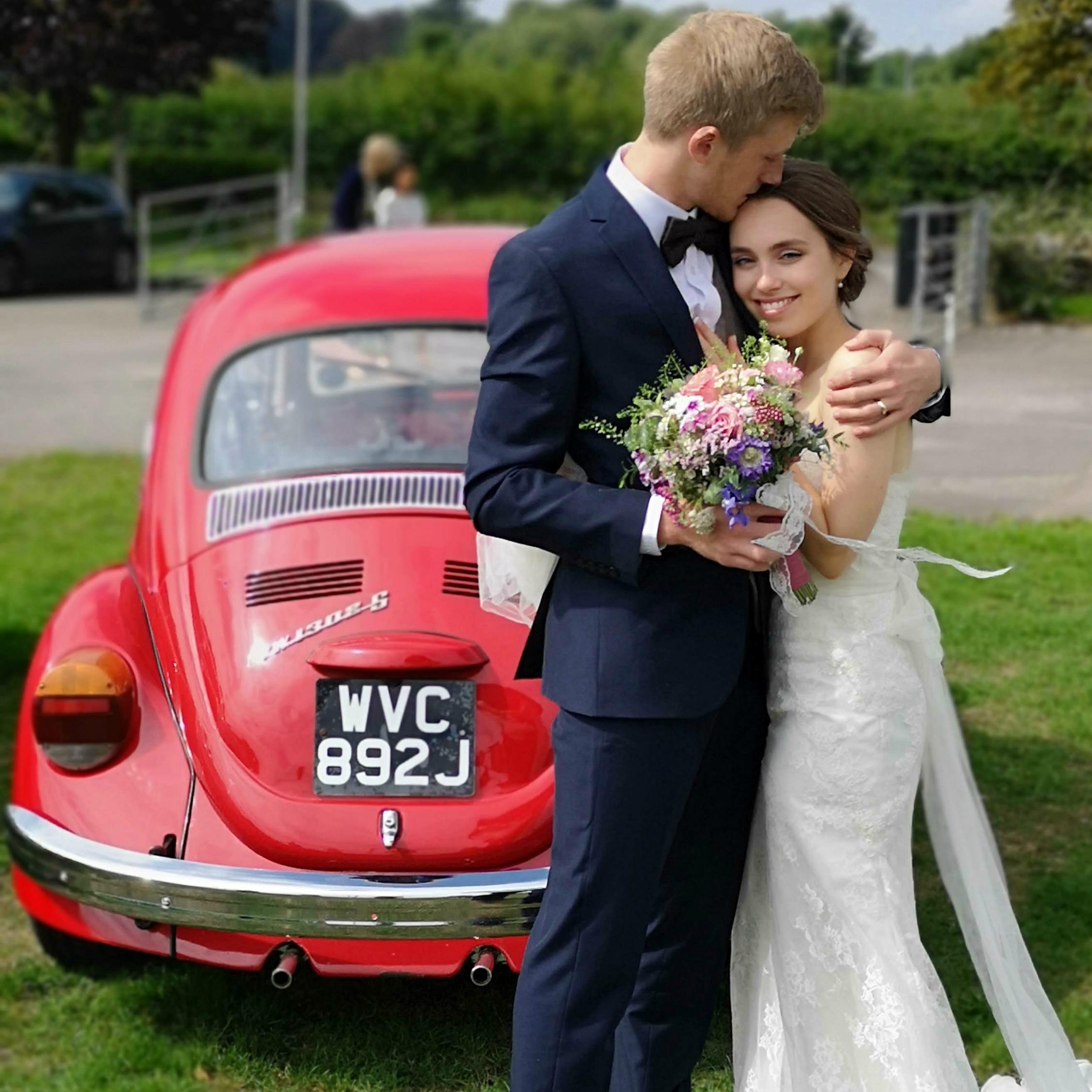 Supplier Spotlight Lovebug Wedding Cars Chew Valley Weddings